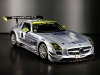 Mercedes SLG GT3 24 Dubai 2011