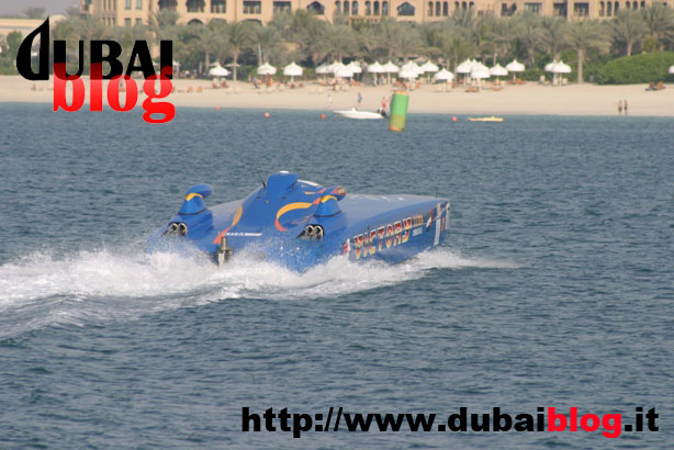 Victory Team Dubai - World Powerboat Offshore Championship Class 1