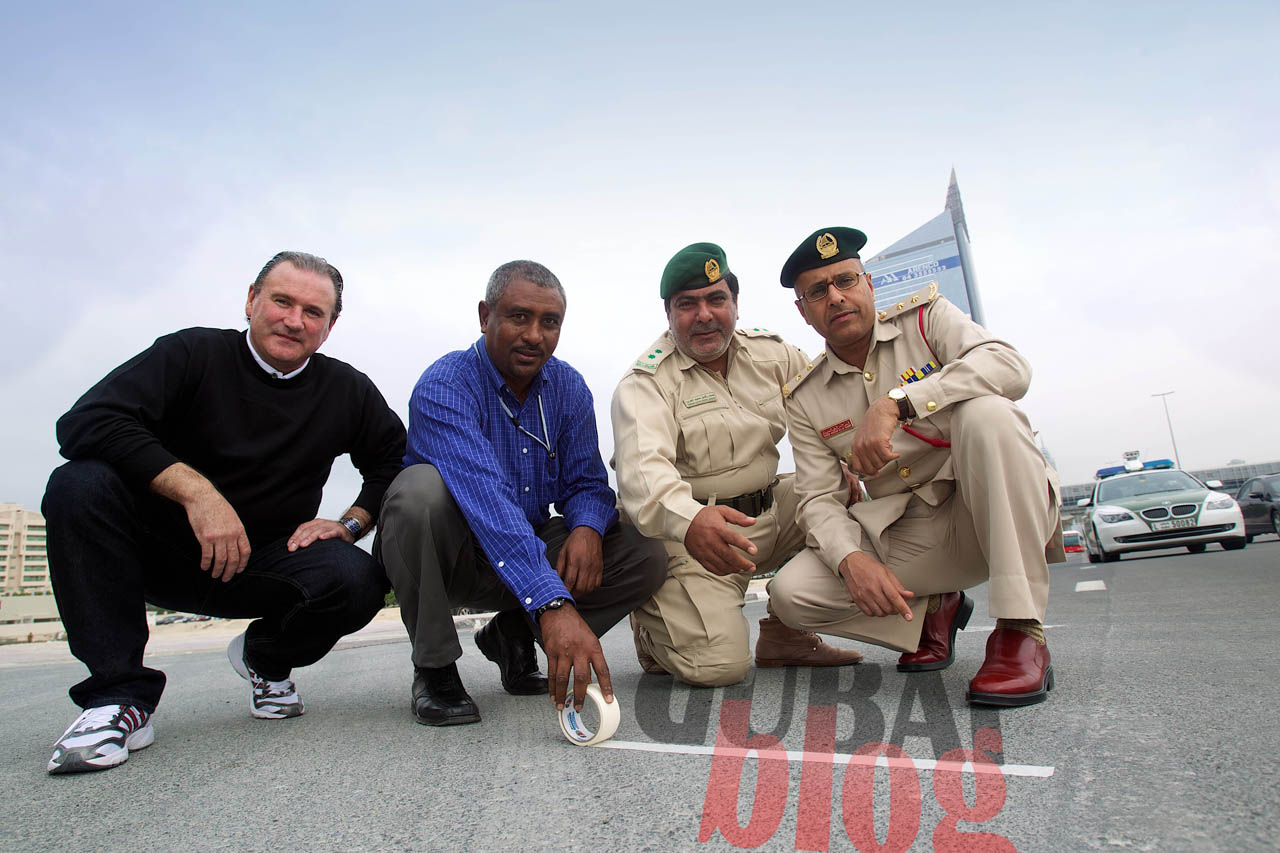 Dubai-marathon-police-government-Bodies-Come-Together-For-Standard-Chartered-Dubai-Marathon