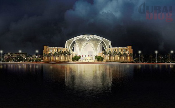 UAE-new-Federal-National-Council-project-by-Ehrlich-Architect-1