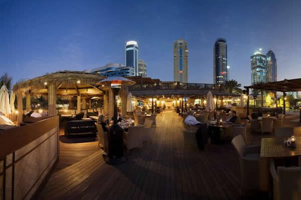 Top Nightclubs In Dubai. Overlooking the Arabian Sea, Barasti is an award winning vibrant beach venue full of excitement. With great music, a delectable menu and delicious cocktails - it's no wonder Barasti has become an icon of the Dubai social scene.