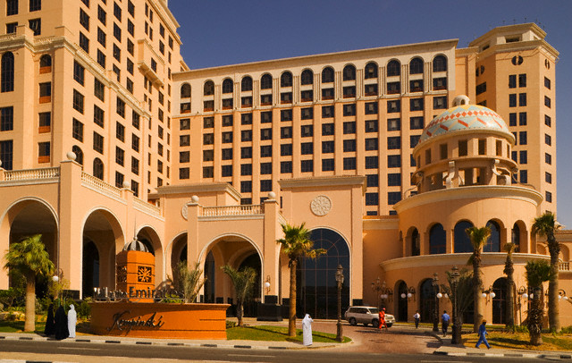 Hotel a Dubai: Kempinski Hotel Mall of the Emirates in Dubai