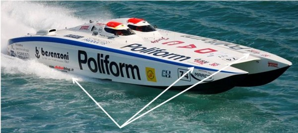 Spirit of Gabon, già nota come Poliform 74
