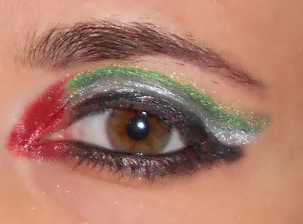 Makeup per il National Day, by Mary Samele