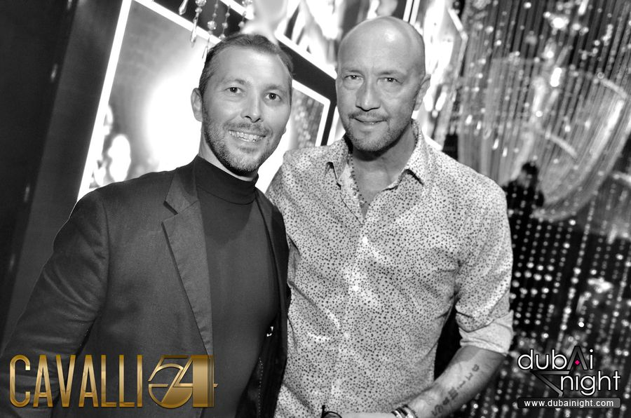 Walter Zenga a Dubai - picture courtesy of Romain & DubaiNight