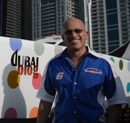 XCAT Powerboat Racing in Dubai, 23rd-25th January 2014
