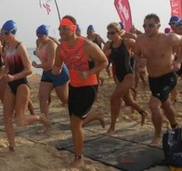 Aquathlon a Dubai