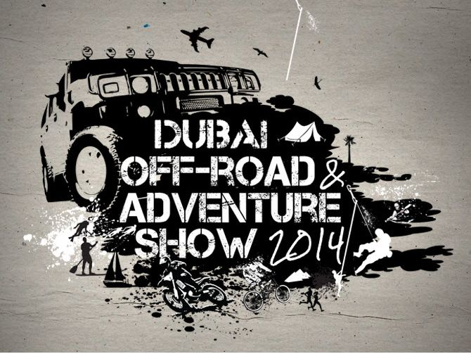 Dubai Off-road & Adventure Show - Media Partnership - Dubai Blog