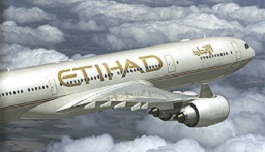 Etihad Airways cerca assistenti di volo