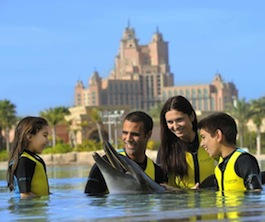 Atlantis The Palm: Dolphin Bay e Sea Lion Point