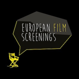 "rassegna cinematografica ""European Film Screenings"": logo"