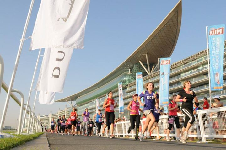 Dubai Holding Women's Run 2014