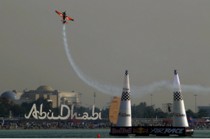 Red Bull Air Race 2015 Abu Dhabi