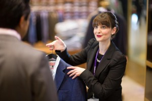 Heathrow personal shopper passeggeri UAE