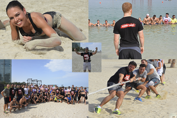 Desert Warrior Challenge 2015 Training