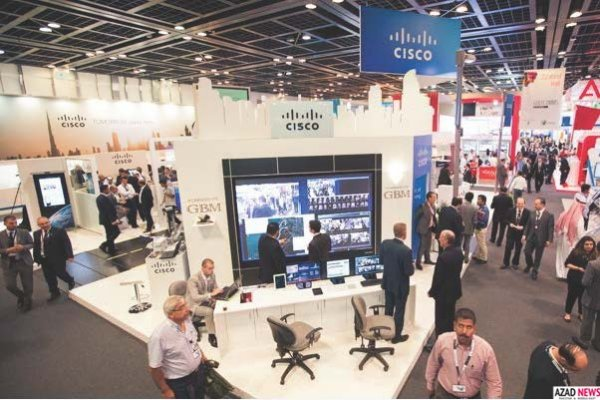 gitex week 2015 dubai digitale