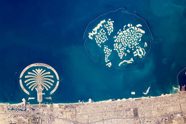 the world dubai progetto isole artificiali