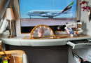 Volare in First Class con la Emirates!
